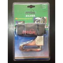 Traba Disco Piton Silver Perno 10mm Rpm-1240