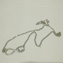 Collar Infinito Love | Acero Quirúrgico | Hipoalergénico