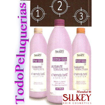 Kit Alisado Ultra Liss Silkey Sin Formol *aprobado Anmatx200