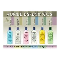 Shampoo Protector Termico X 375cc Aurill *alisados / Shock