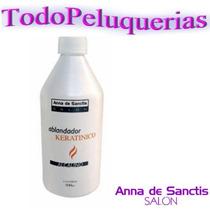 Ablandador Keratinico Anna De Sanctis Salon X 500 Ml