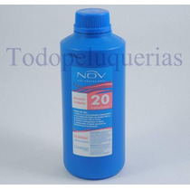 Emulsion Oxidante * Crema Oxigenada Marca Nov X 900 Ml