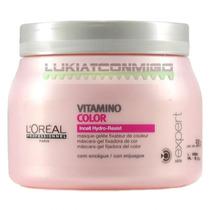 Mascara Vitamino Color Loreal Profesional Baño De Crema 500g