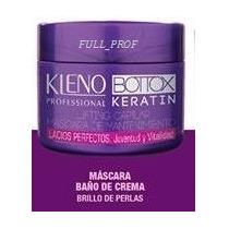 Mascara Botox Capilar Anti Frizz Keratina Acido Hialuronico