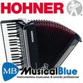 Acordeon Hohner Bravo 3 - 80 A Piano 37t. 80b. 5(7)r. 3r.
