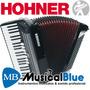 Acordeon Hohner Bravo 3 - 120 A Piano 41t. 120b. 5(7)r. 3r