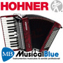 Acordeon Hohner Bravo 2 - 60 A Piano 26t. 60b. 2r. A1697s
