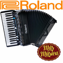 Acordeon V-accordion Roland Fr-3x Bk