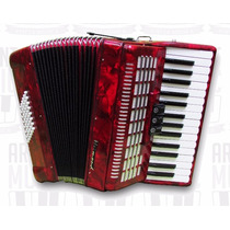 Acordeon Heimond Yjp 3460 As C/estuche