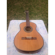 Guitarra Acustica Avalon Zurda - De Castro Luthier