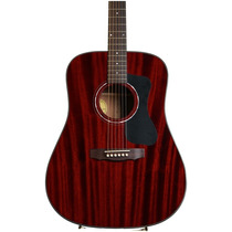 Guild Gad Series D-125 Mahogany Dreadnought - Cherry Red