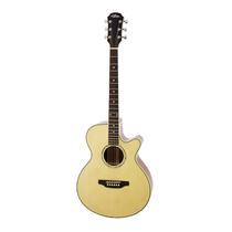 Guitarra Acustica Aria Fet Elit Natural