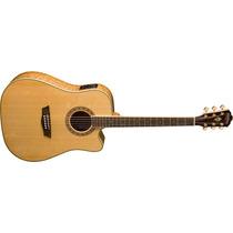 Guitarra Washburn Wd-30 Sce