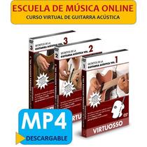 Guitarra Acústica Virtuosso® - 3 Volúmenes