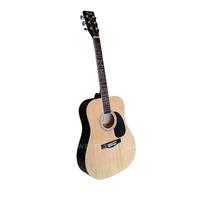 Guitarra Acustica Parquer Custom Ga109 Cuerdas Acero