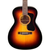 Guild Gad Series F-130 Orchestra Acoustic Guitar Sunburst_m