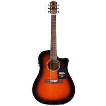 Guitarra Electroacustica Fender Cd-60 Ce C/ Estuche Rígido !
