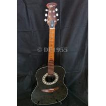 Guitarra Acustica Faim Años 80´s Tipo Ovation Caja De Fibra