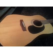 Guitarra Acustica Vantage Vis 2ga Impecable Clavijas Grover