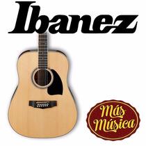 Guitarra Acustica De 12 Cuerdas Ibanez Pf1512nt