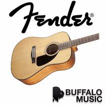 Guitarra Fender Electro Acustica Cd-60ce C/ Estuche Rigido