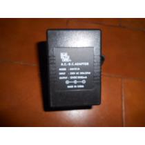 Fuente Transformador 220 Volts Ac 12 Volts Dc 1000 Ma