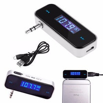 Transmisor Fm Para Auto Samsung Iphone Mp3 Nokia Fact A Y B