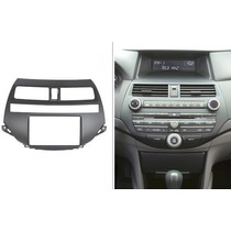 Frente Adaptador Honda Accord Para Estereos Doble Din