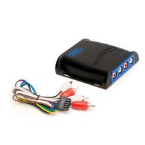 Adaptador De Impedancia Pac Audio Con Remoto 4 Canales
