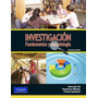 Investigación Fundamentos Metodología, Del Cid Libro Digital