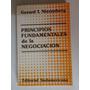 Principios Fundamentales De La Negociacion - Nierenberg