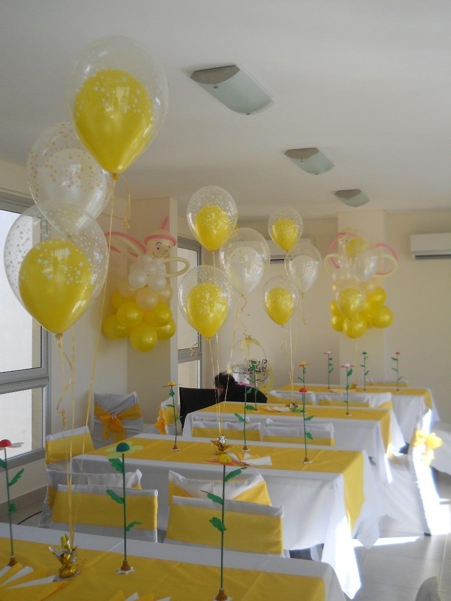 Adorno decoraci n de torta de comuni n globo burbuja doble for Decoracion casa comunion