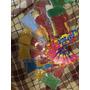 Figuras Goma Eva C/glitter Faflex- Bota Navideña