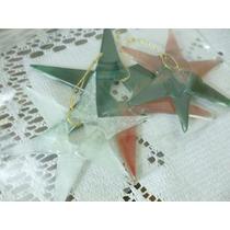 Estrellas/adornos En Vitrofusión Para El Arbolito De Navidad