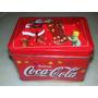 Coca Cola Lata Con Vela Coleccionistas Navidad Papa Noel