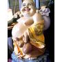 Buda Mi Le, Gigante En Yeso, Abundancia, Prosperidad Alegría