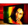 Cuadros Bob Marley. Tríptico. Todo El Reggae En Tu Casa.