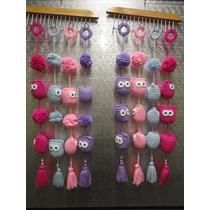 Buhos Tejidos Al Crochet (adornos - Souvenir - Niños)