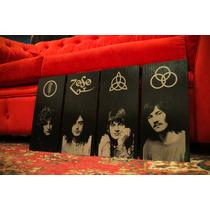 Cuadros Modernos Led Zeppelin. Música. Rock. Decoración