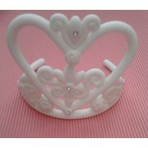 1 Corona De Princesa -adorno Para Torta