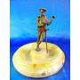 El Arcon Figura De El Quijote Sobre Base De Marmol 22070