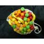 Frutas Y Hortalizas Chicas Decorativas 100 X $ 99.99