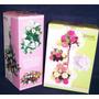 13 Pares Moldes Para Flores C/ Goma Eva - Mini Rosas