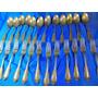 El Arcon Juego 22 Tenedores Y Cucharas Lashar Silver 25074
