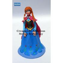 Anna Frozen 15cm, Disney Princesa