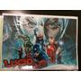 Lamina Comestible Personalizada Vengadores Spiderman
