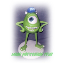 Adorno Para Torta Mike Wasawsky Monsters University