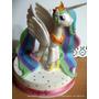 Princesa Celestia Mi Pequeño Pony Adorno En Porcelana Fría