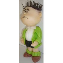 Mafalda Manolito Adorno Para Torta Porcelana Fria Souvenir