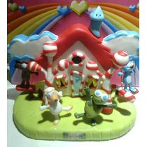 La Casa De Las Mascotas - Baby Tv !!! - Adorno P- Tu Torta